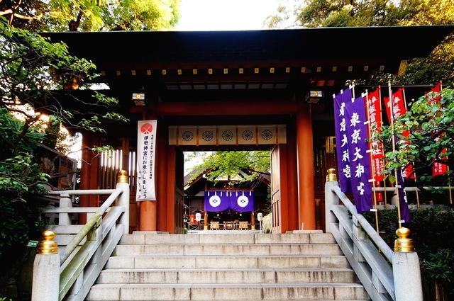 ここ から 東京 大 神宮